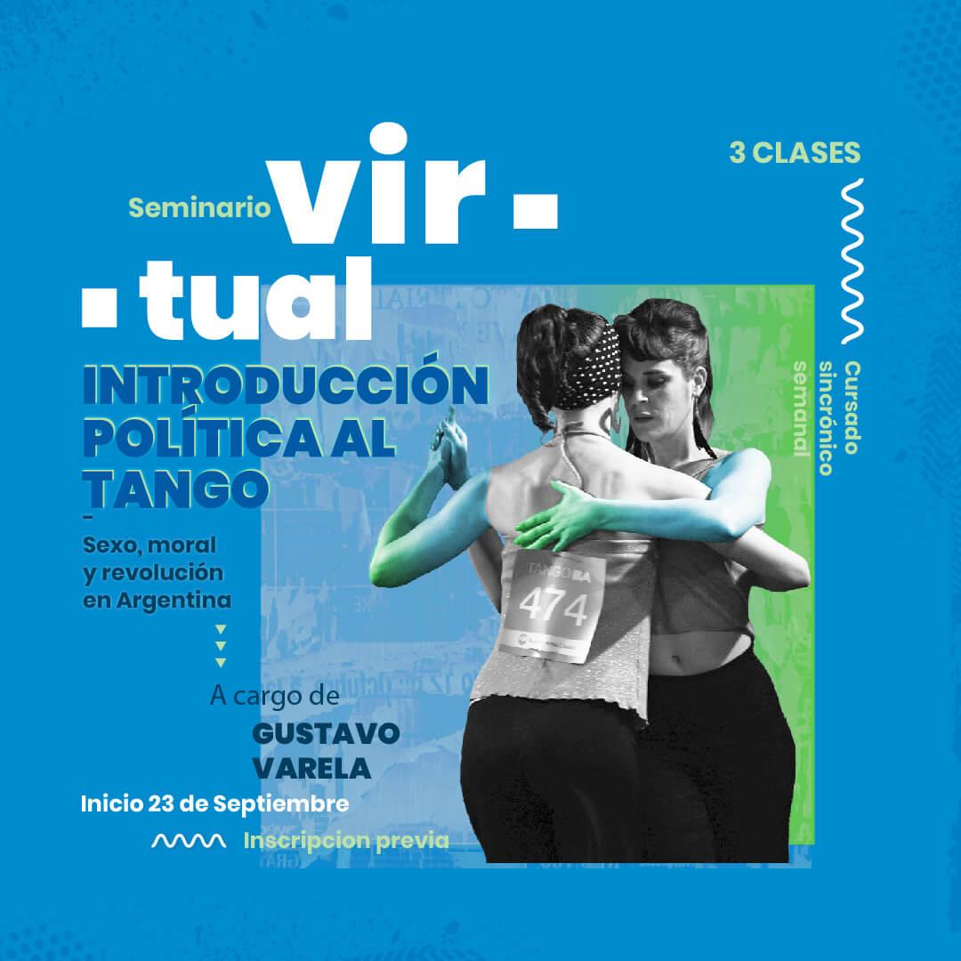 seminario virtual tango